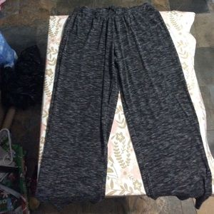 Cozy Grey Pyjama Pants